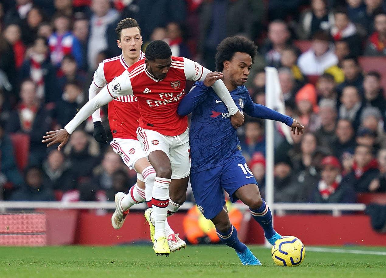 Chelsea Arsenal Premier League