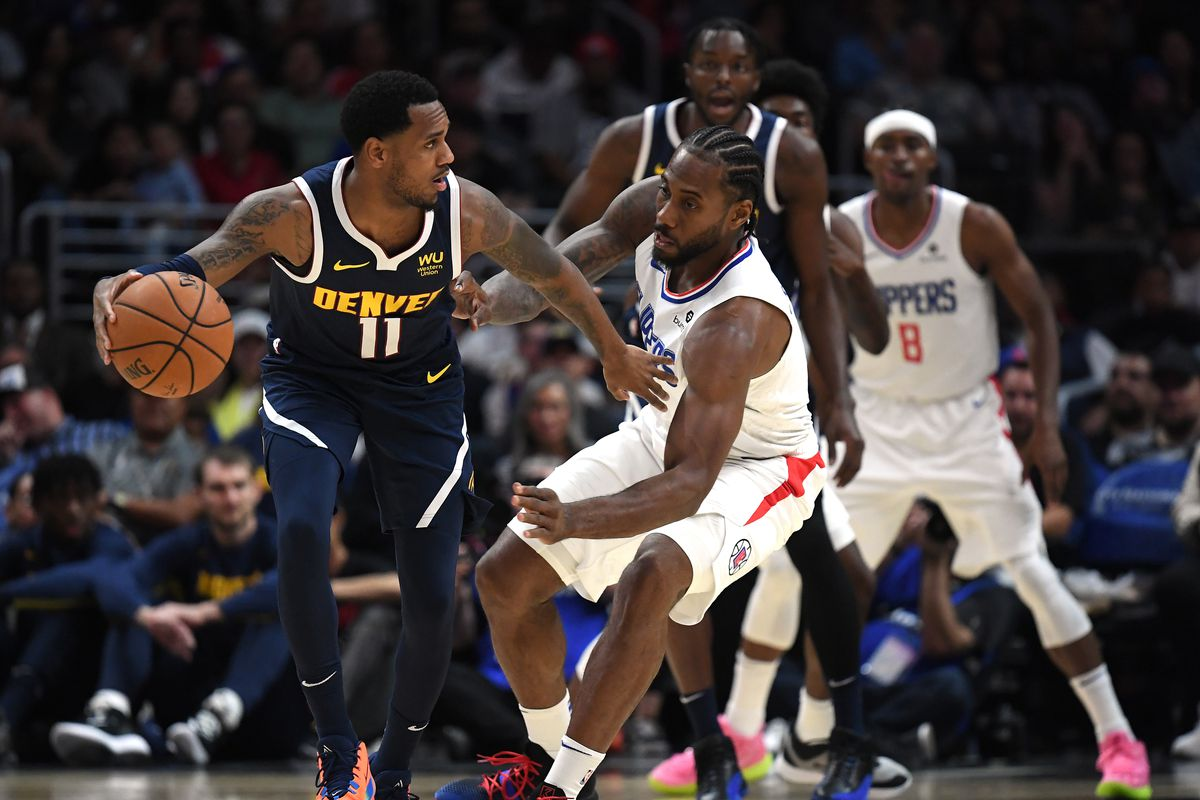 NBA Weekend Clippers Nuggets Lakers Bucks back-to-back