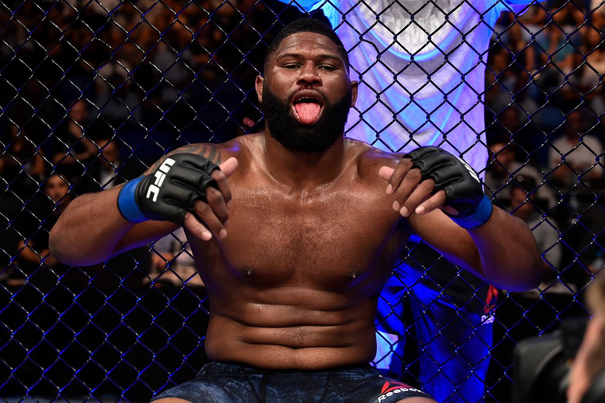 Curtis Blaydes Junior Dos Santos
