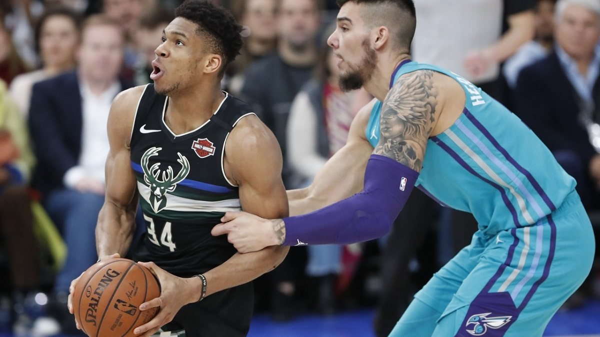 Greek Freak Milwaukee Bucks 70 Wins