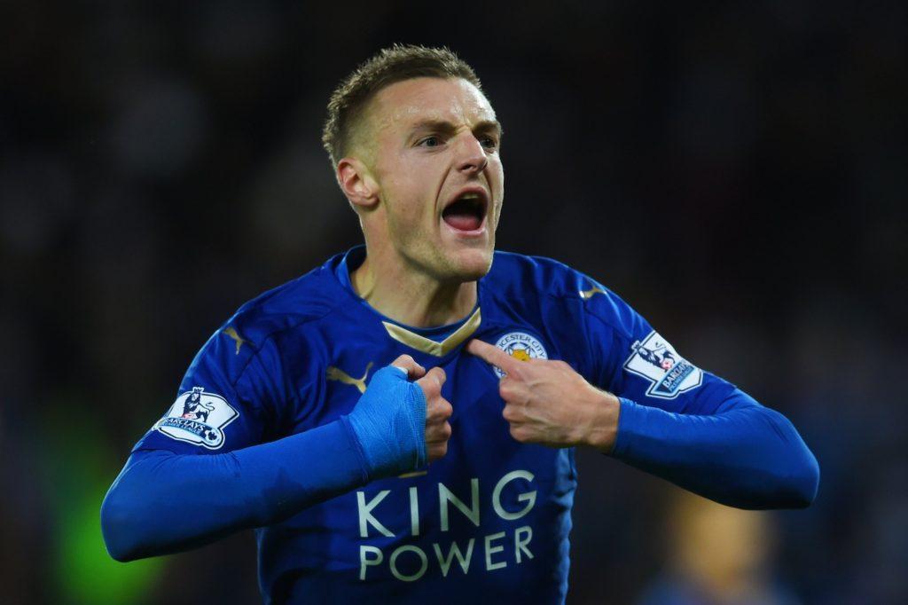 Jamie Vardy, Leicester value
