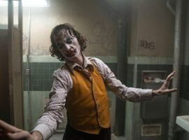 "Joaquin Phoenix playing failed standup comic Arthur Fleck as he transforms into Batman's nemesis, the Joker in ""Joker"". (Image: Warner Brothers)"