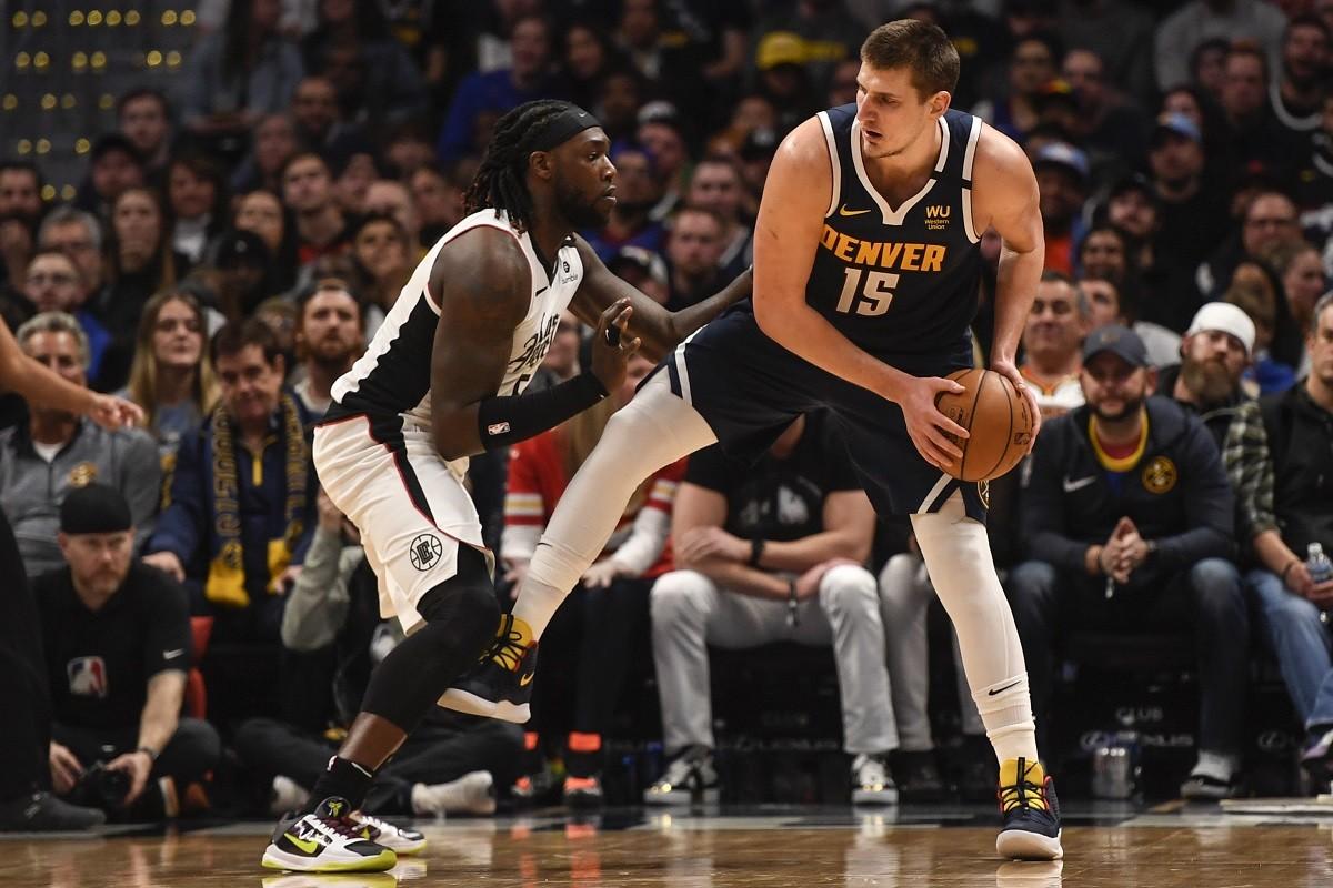 NBA Nuggets Bucks Nikola Jokic Zion Ja