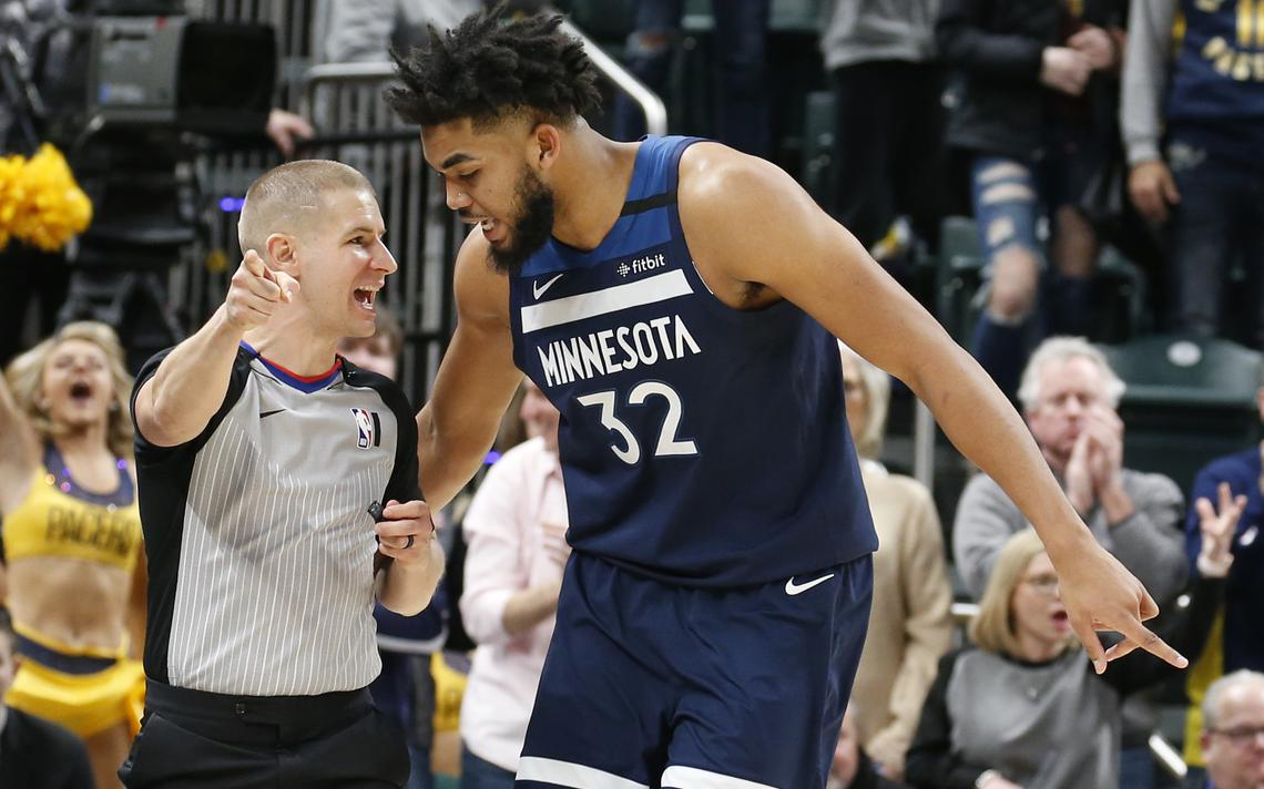 NBA losing streak Minnesota Timberwolves Cleveland Cavs Charlotte Hornets