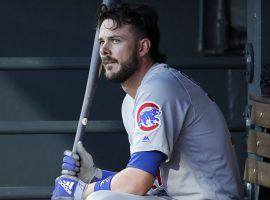 Kris Bryant lost his grievance against the Chicago Cubs, meaning the third baseman won't become a free agent until after the 2021 season. (Image: Joe Robbins/Getty)