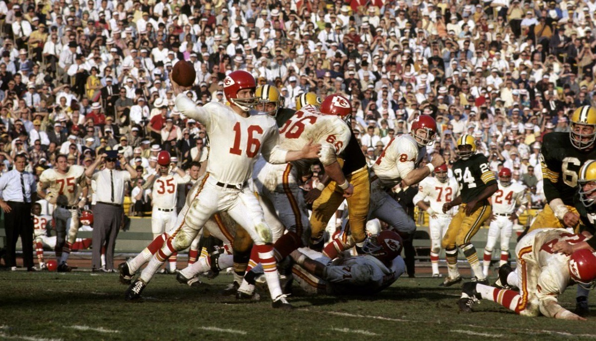 Super Bowl Kansas City Chiefs 50 years