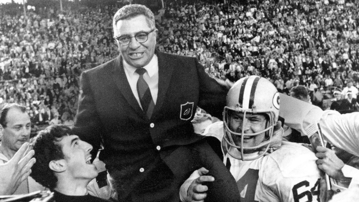 Vince Lombardi Super Bowl List Winners Champions