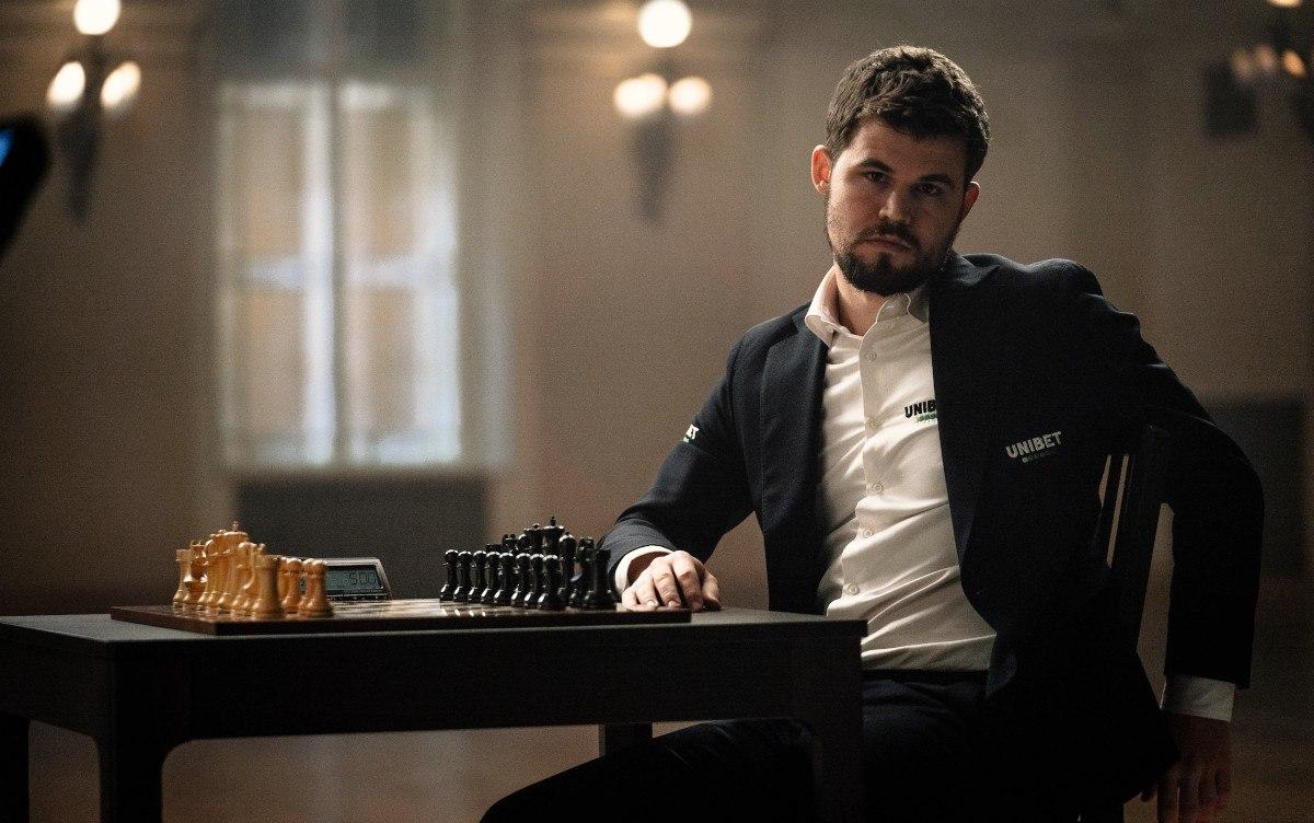 Magnus Carlsen Unibet