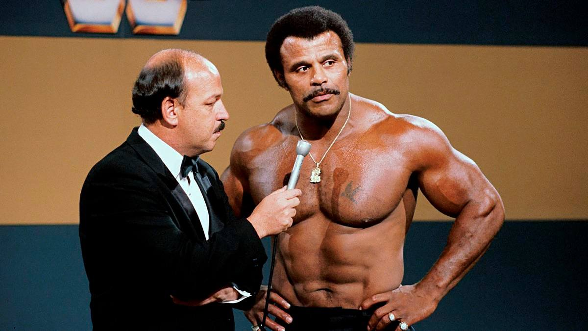 Rocky Johnson WWE wrestler father of the Rock