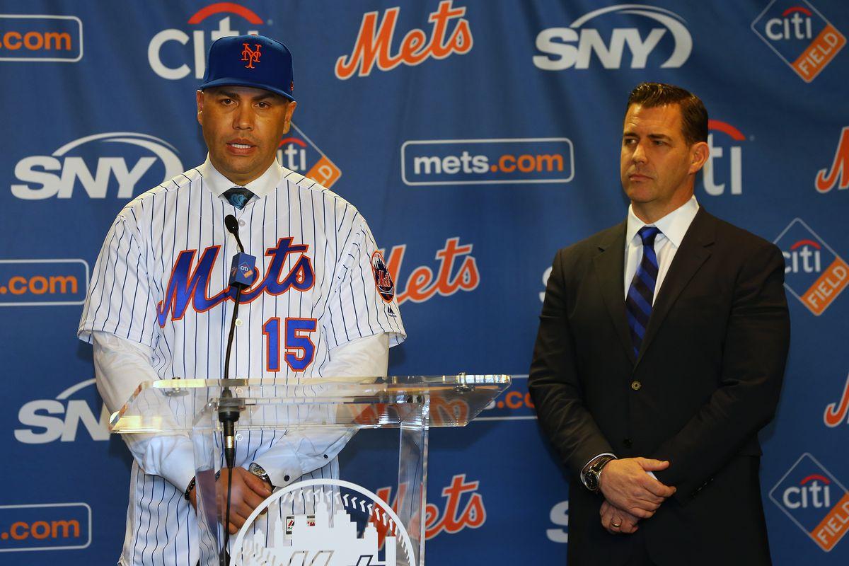 Carlos Beltran New York Mets