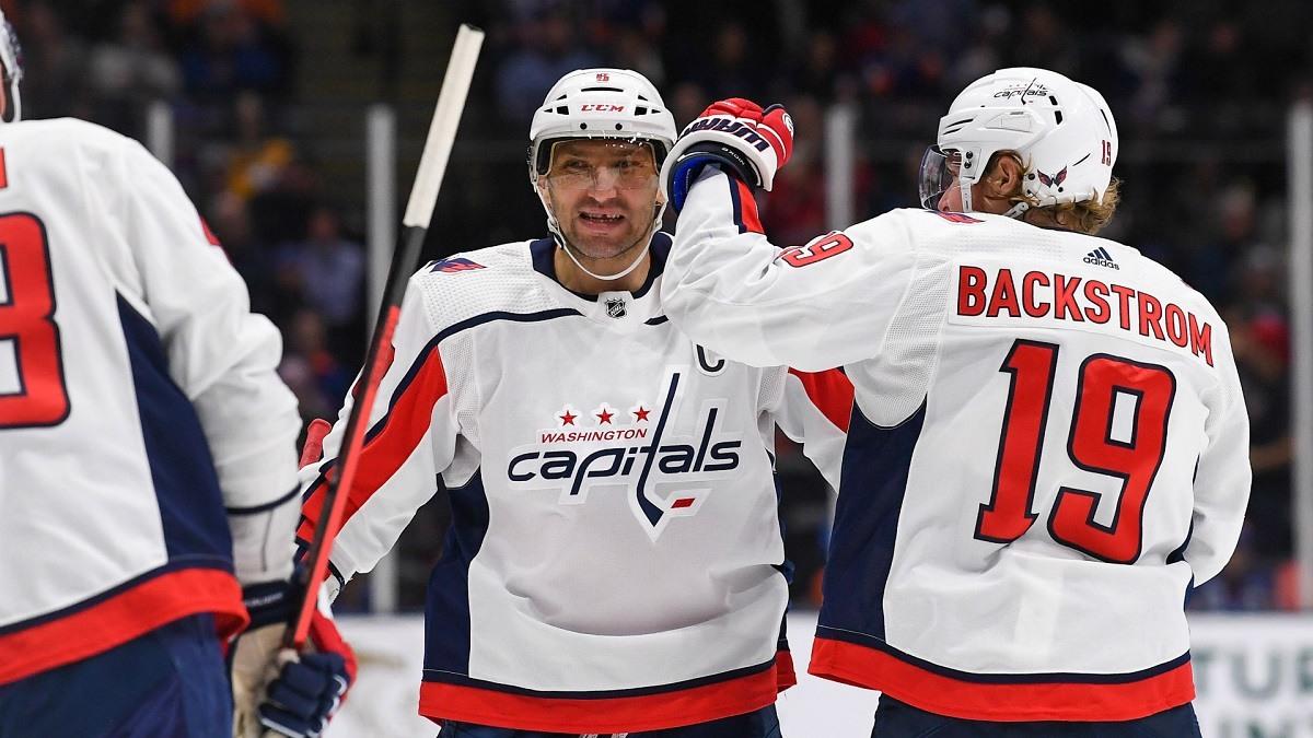 Stanley Cup NHL odds Washington Capitals St Louis Blues