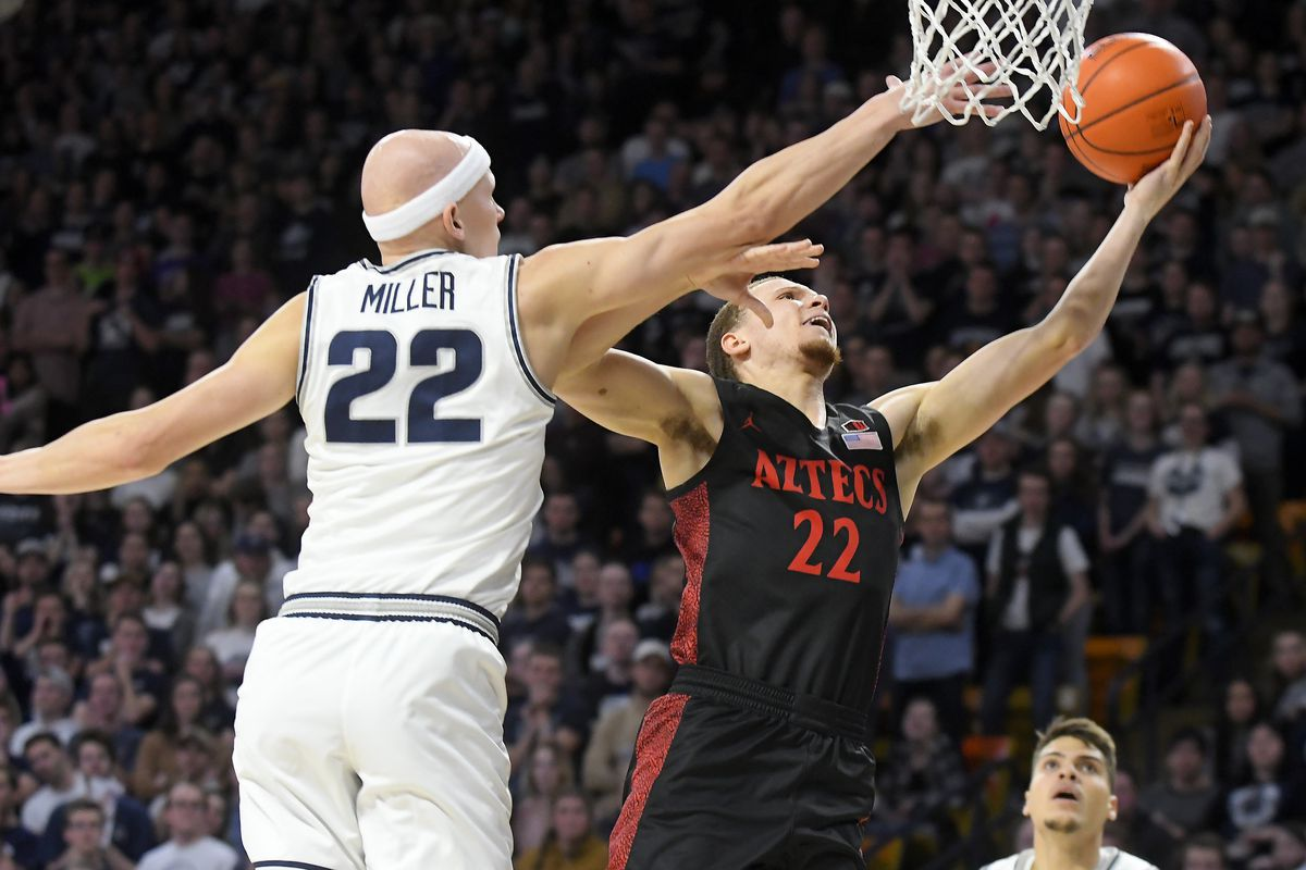 San Diego State Aztecs Undefeated