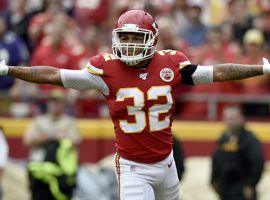 Kansas City defensive back Tyrann Mathieu, and his teammates, will have to stop Tennessee running back Derrick Henry in the AFC Championship if they are going to advance to the Super Bowl. (Image: Kansas City Star)