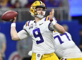 LSU Quarterback Joe Burrow has skill and motivation, and should be a force in the LSU-Clemson National Championship game Monday at the Superdome. (Image: AP)