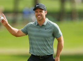 Paul Casey is playing in The American Express for the first time since 2017, when he finished tied for 58th. (Image: Getty)