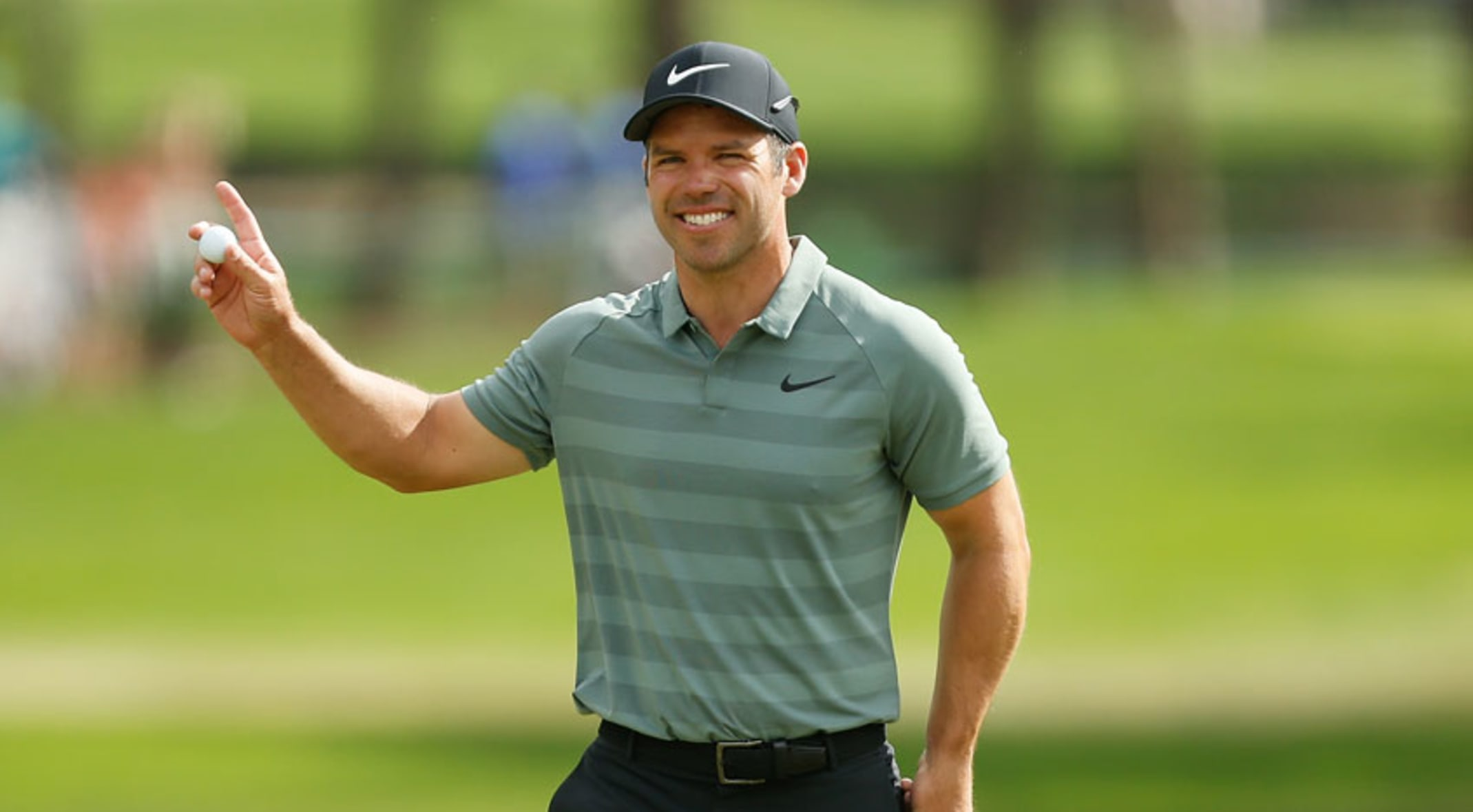 Paul Casey The American Express