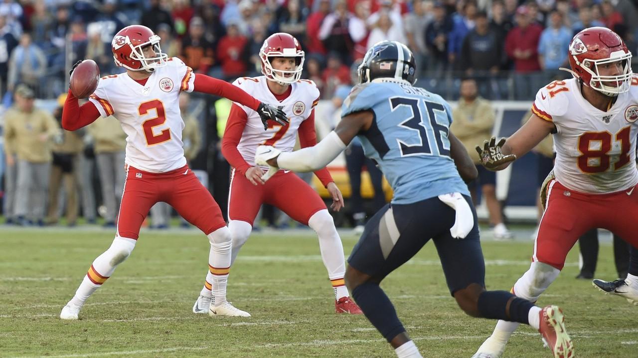 Dustin Colquitt Super Bowl longshot prop bet
