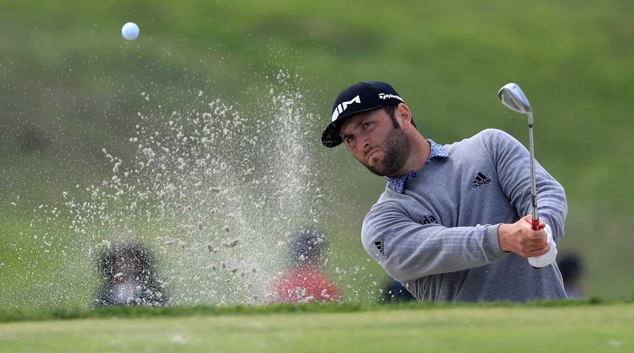 Jon Rahm Waste Management Phoenix Open