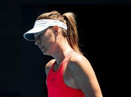 Maria Sharapova, Johanna Konta Bounced from Australian Open on Day 2