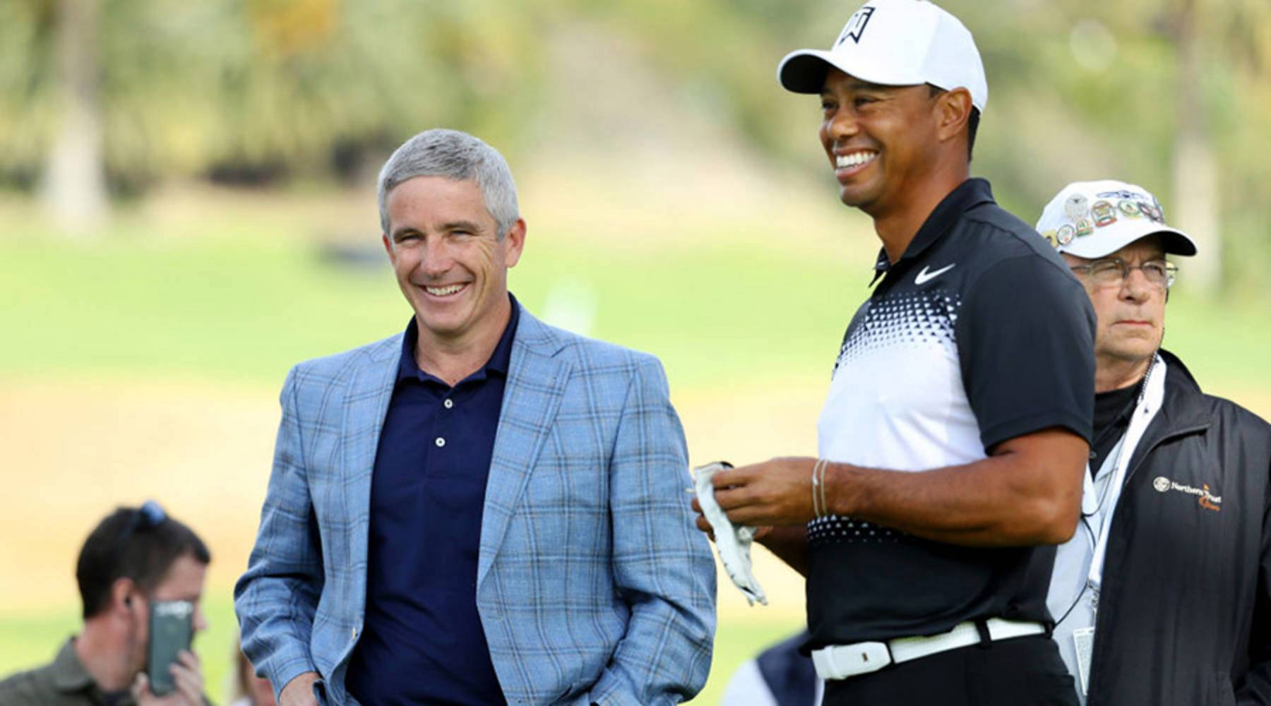 Jay Monahan golf gambling