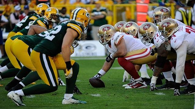 NFC championship bets for packers vs. 49ers