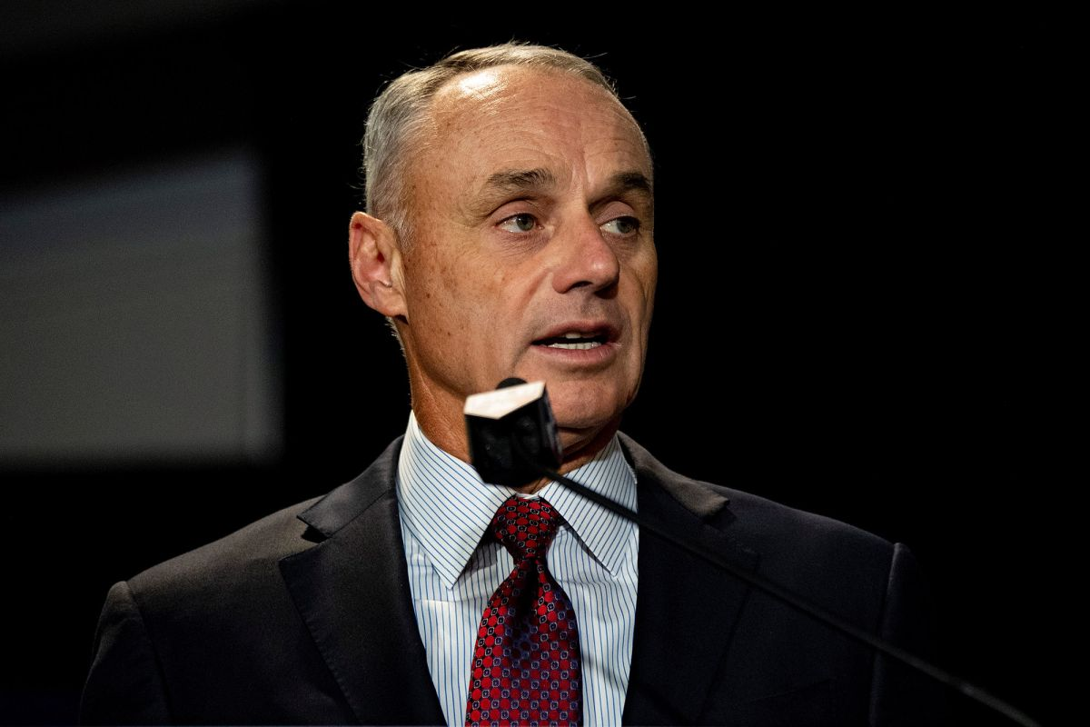 Rob Manfred MLB cheating scandal