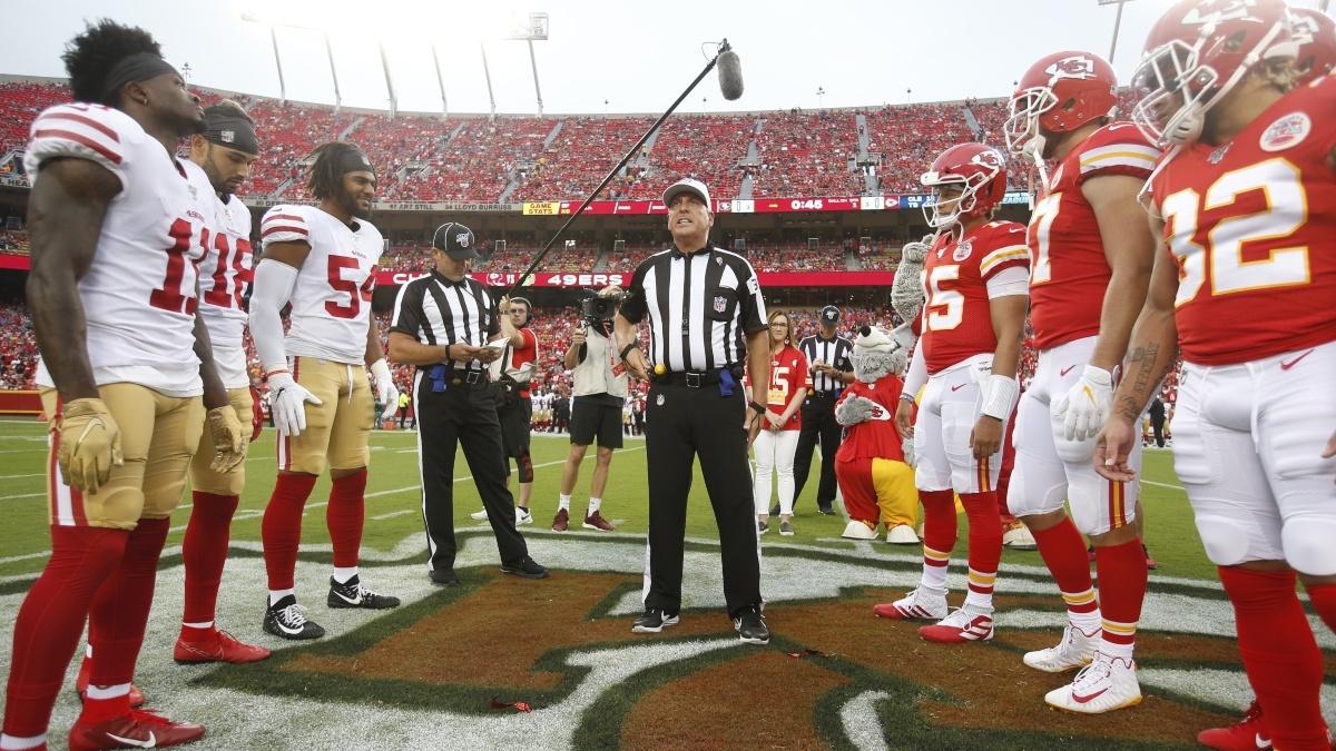 Super Bowl LIV coin toss prop bets