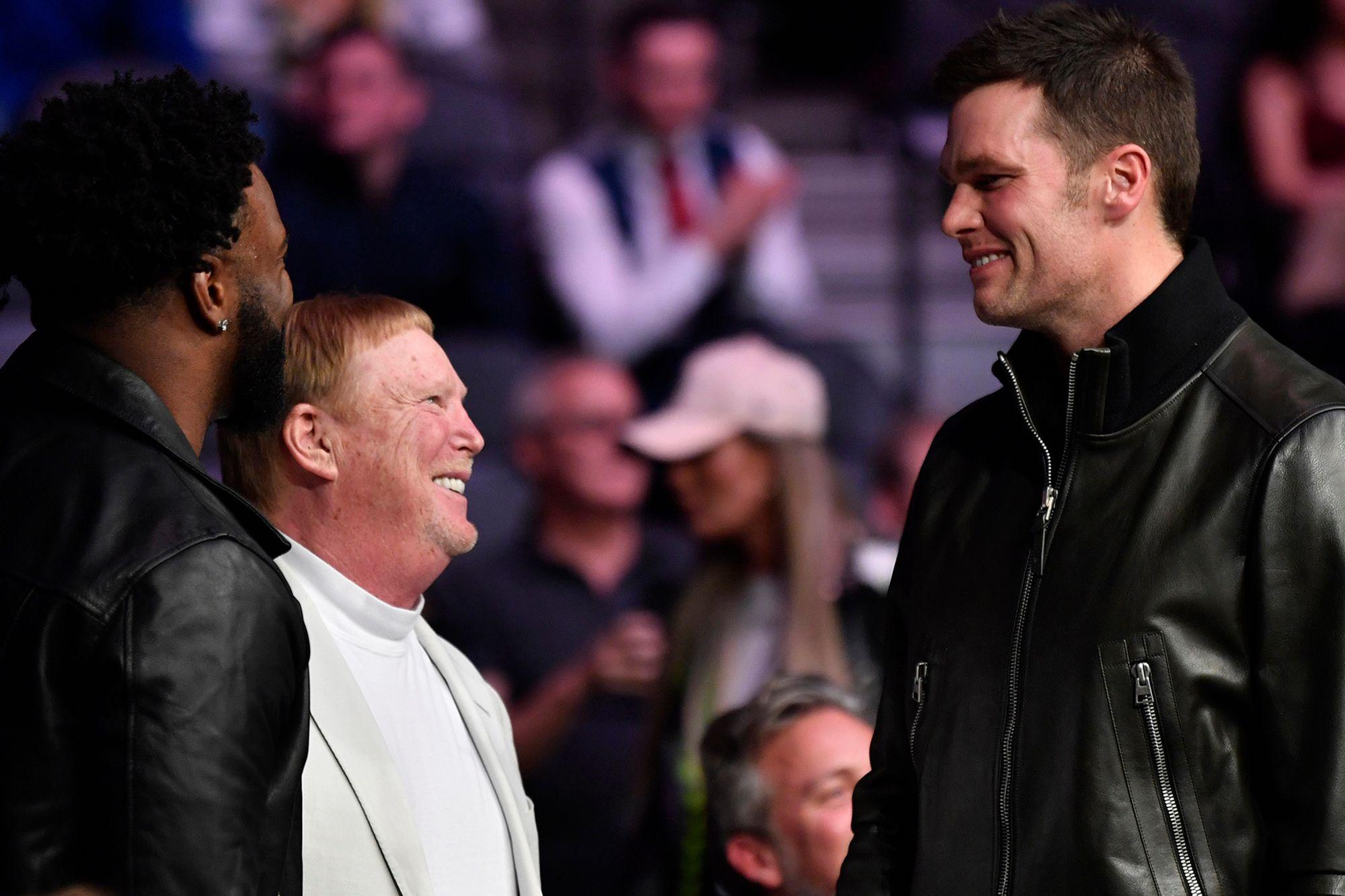 New England quarterback Tom Brady free agent