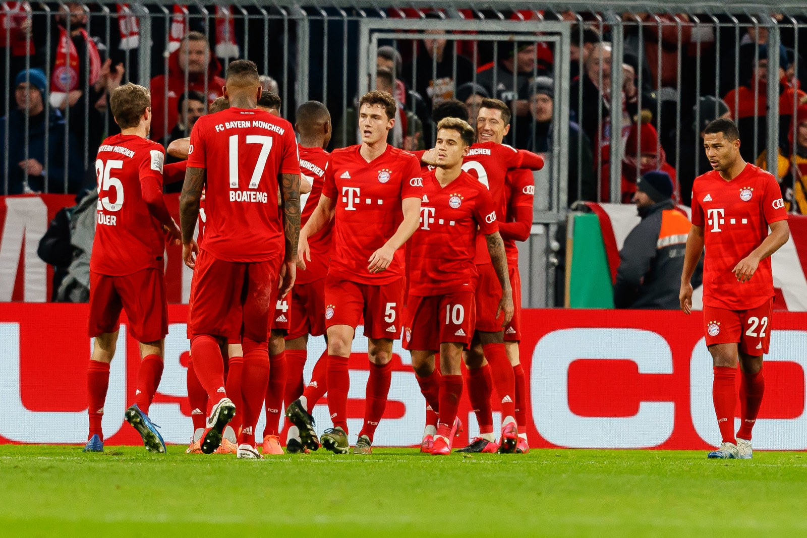 Champions League Bayern Chelsea
