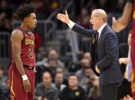 Head coach John Beilein is out after only 54 games with the Cleveland Cavaliers. (Image: Jason Miller/Getty)