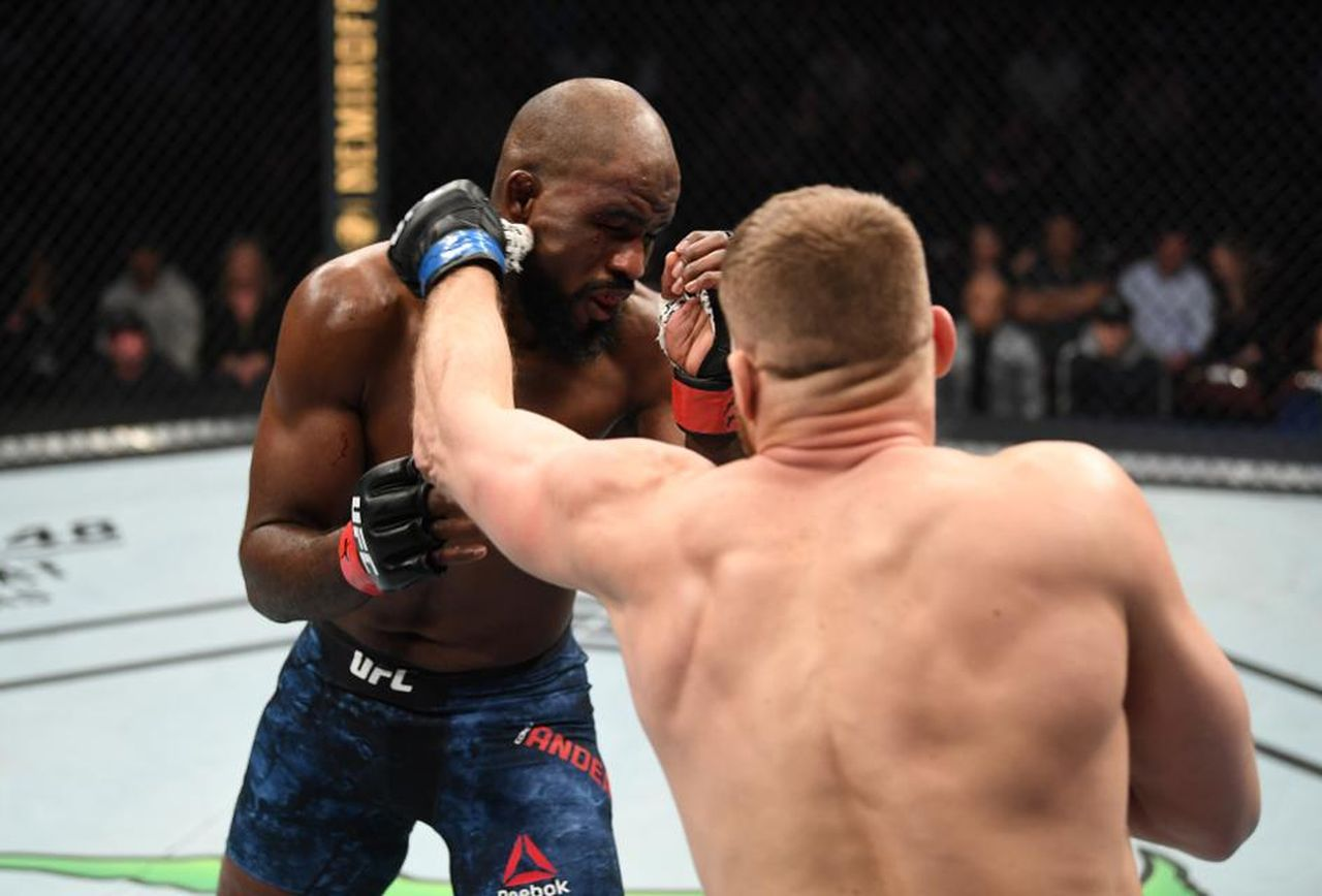 Jan Blachowicz Jon Jones