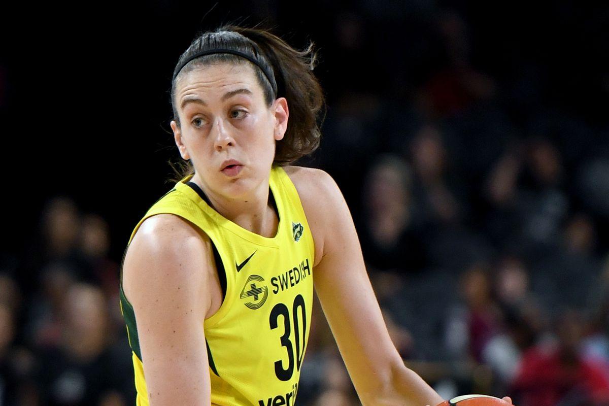 Breanna Stewart Brittney Griner WNBA