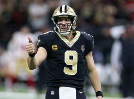 Drew Brees will return to the Saints for his 20th season in the NFL. (Image: Porter Lambert/Getty)