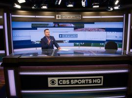 CBS Sports reached a partnership deal with William Hill, making the bookmaker its supplier of sports betting data. (Image: Sports Video Group)