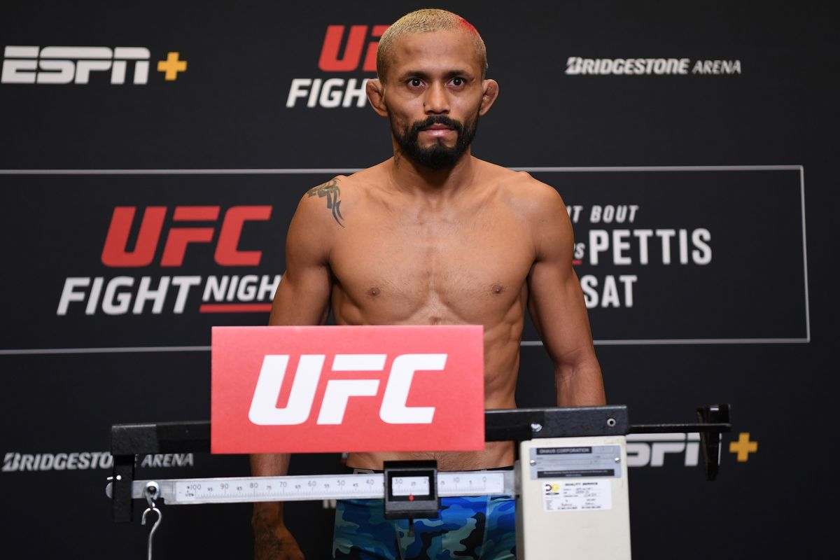 Deiveson Figueiredo weight UFC