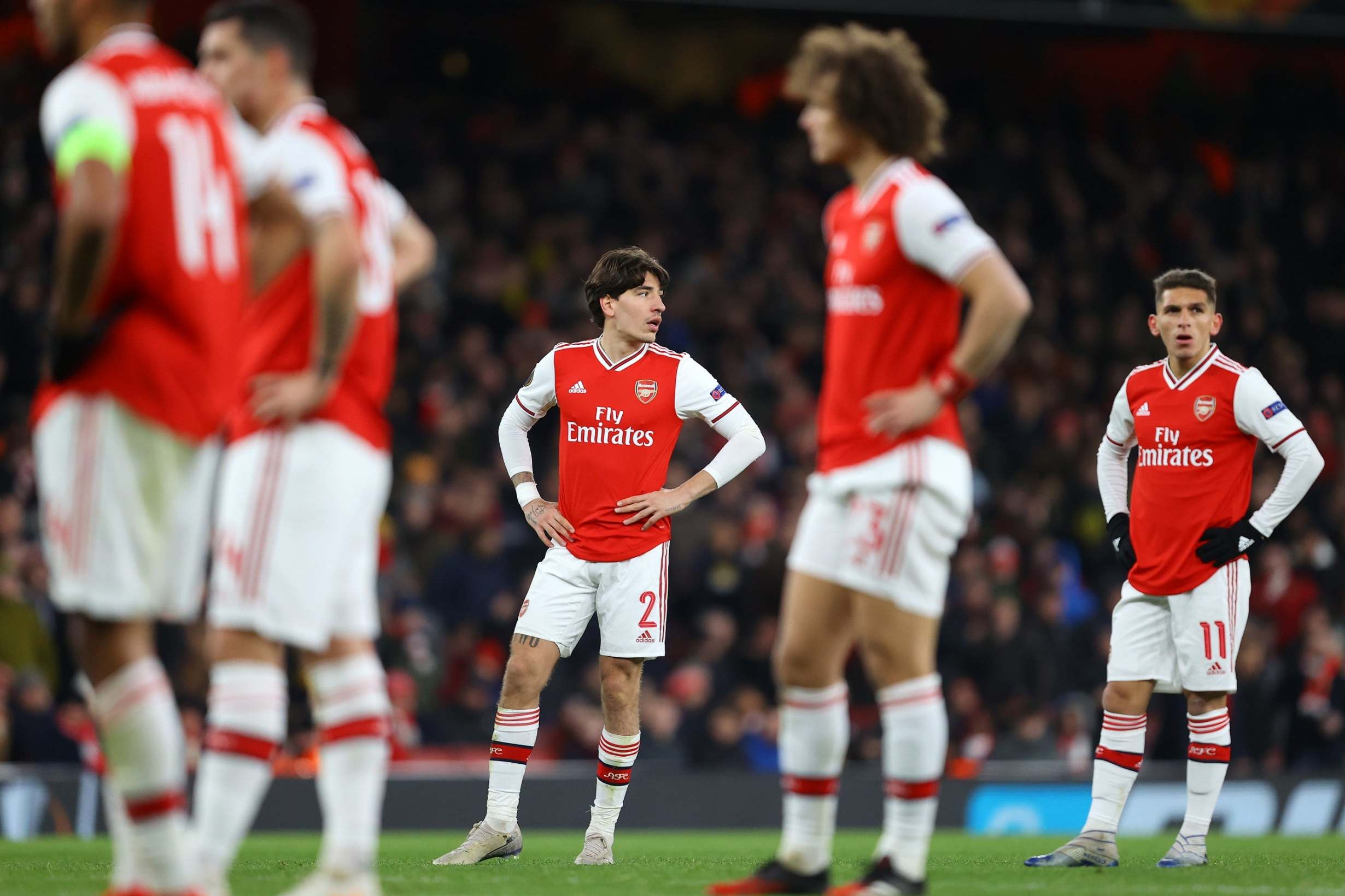 Europa League Arsenal Ajax
