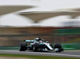 Lewis Hamilton has won the China Grand Prix six times, but will have to wait for a seventh. The April 19 race has been postponed with a no new date set. (Image: Mark Thompson?Getty)
