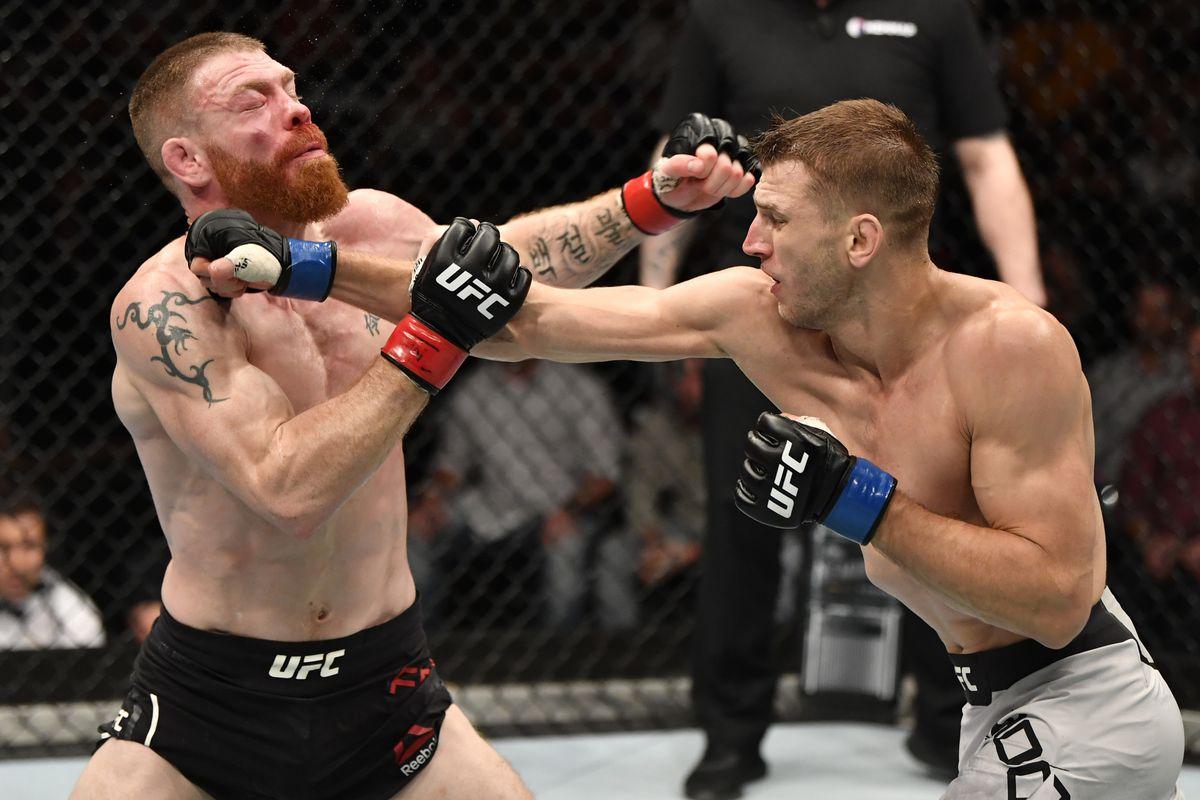 er Felder UFC Fight Night 168