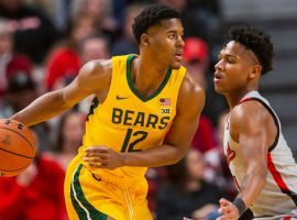 Baylor guard, Jared Butler, leads the top-ranked Bears with 15.1 points per game this season. (Image: Marco Esquondoles/Getty)