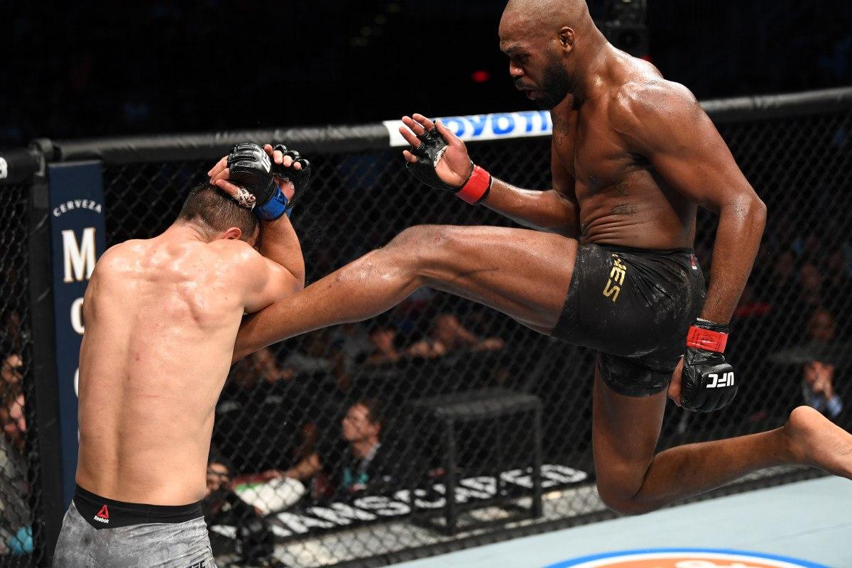 Jones Reyes UFC 247