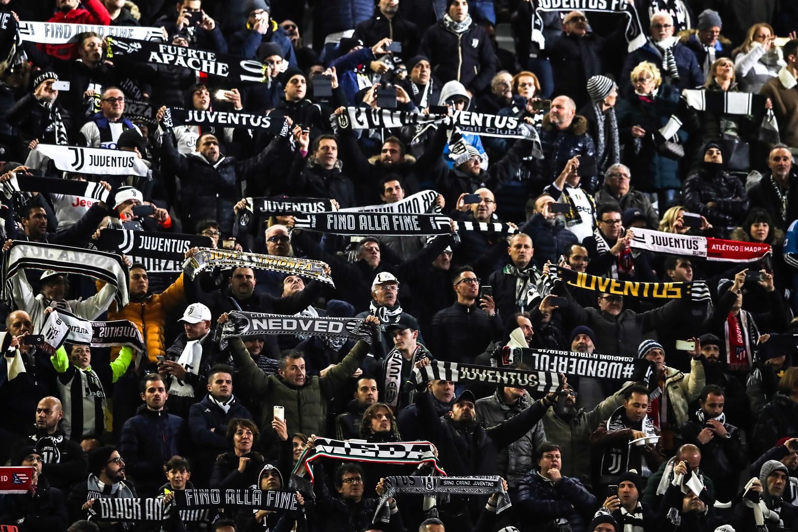 Champions League Juventus Lyon coronavirus
