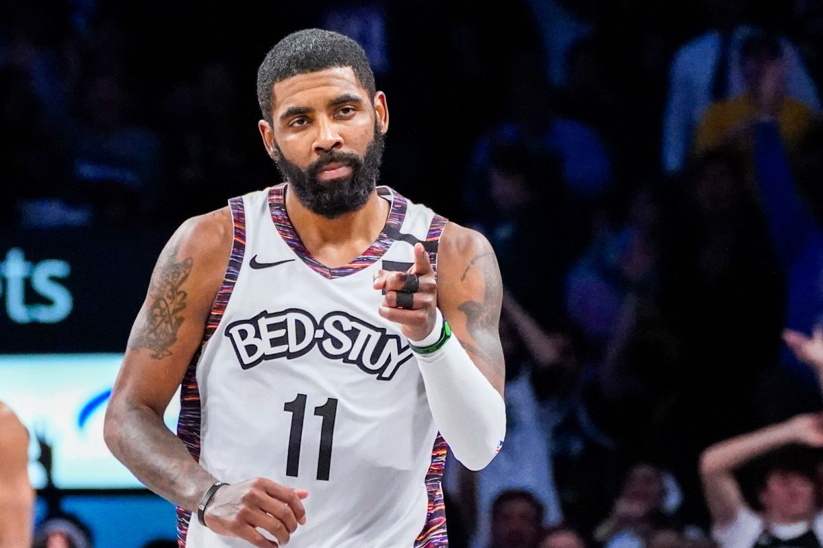 Kyrie Irving Shoulder Injury Out Surgery Brooklyn Nets