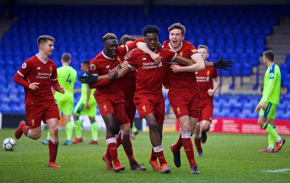 Liverpool Shrewsbury FA Cup