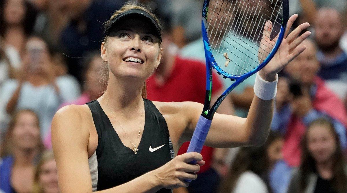 Maria Sharapova retirement
