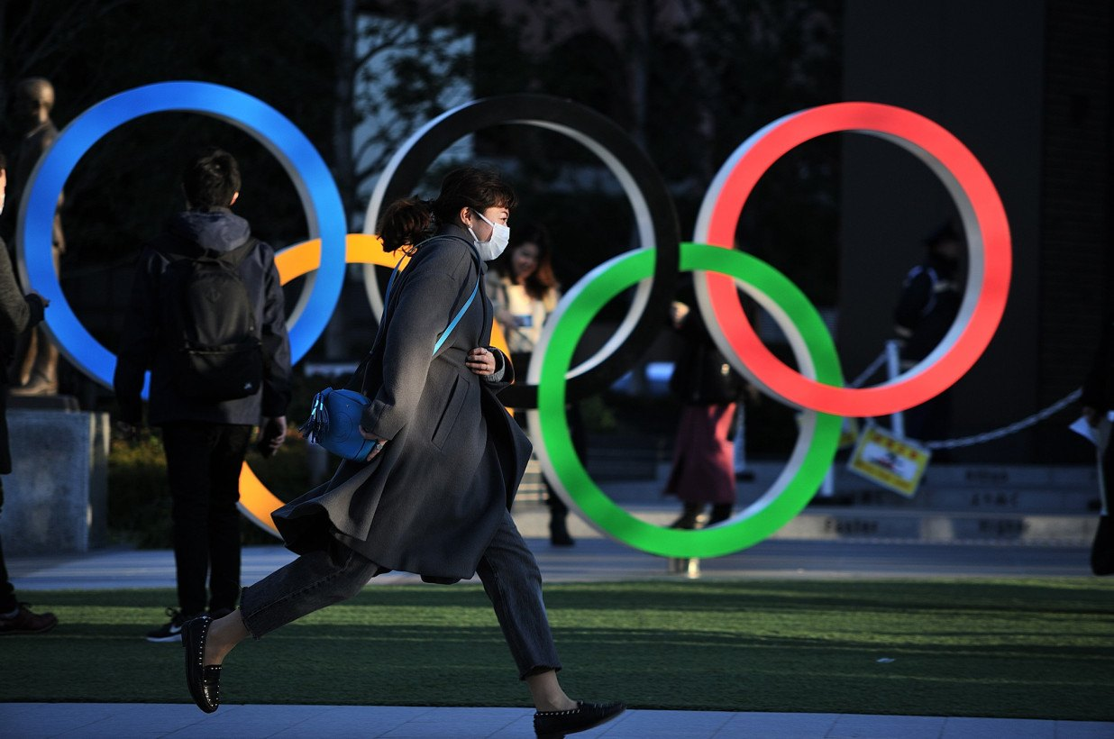 The IOC only has until May to decide to cancel the Tokyo Olympics