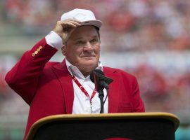 Pete Rose sent a petition to MLB commissioner Rob Manfred asking for his lifetime ban from baseball to be lifted. (Image: Sam Greene/Cincinnati Enquirer)