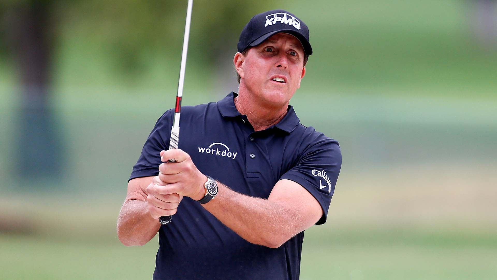 Phil Mickelson US Open exemption