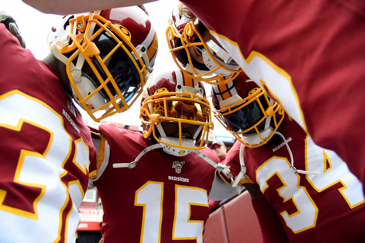 Washington Redskins sports betting stadium