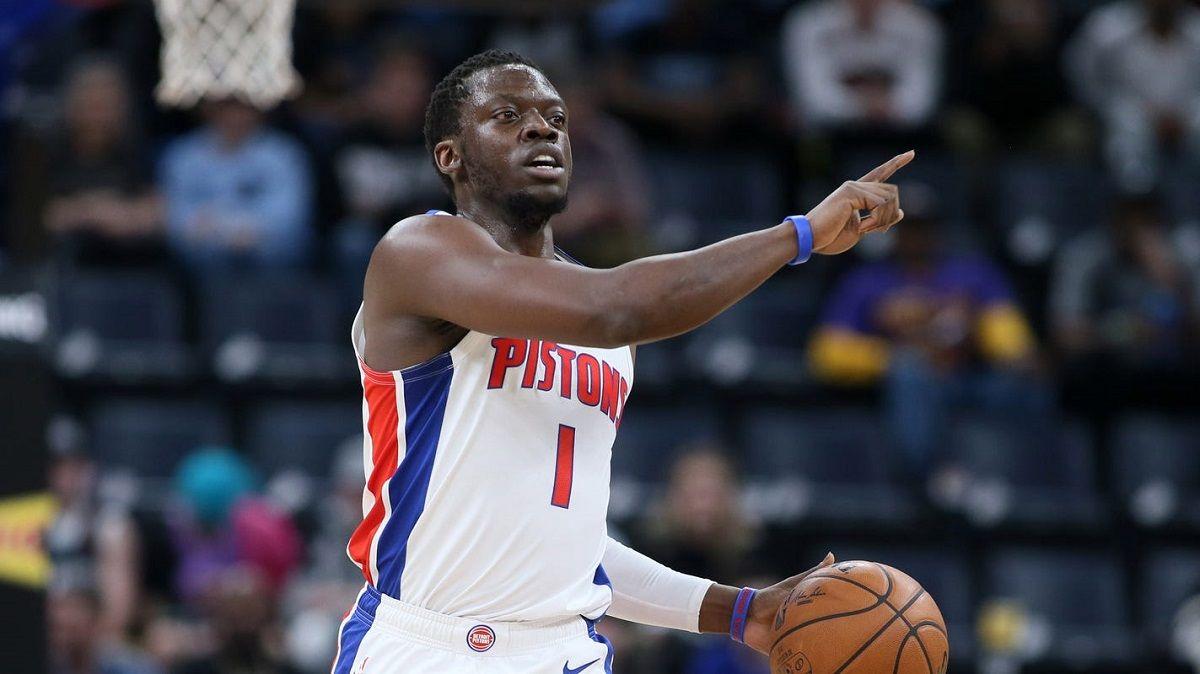 Reggie Jackson LA Clippers Best Bench NBA Detroit Pistons