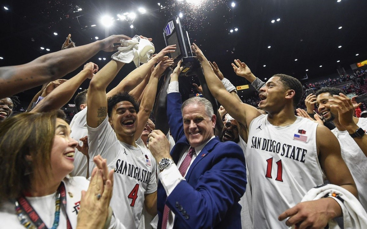 San Diego State Undefeated Mountain West